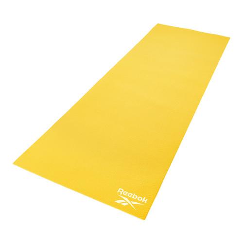 Reebok 4mm Yellow Yoga Mat