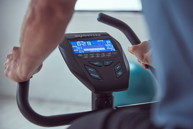 BX1 Exercise Bike (Electronic)