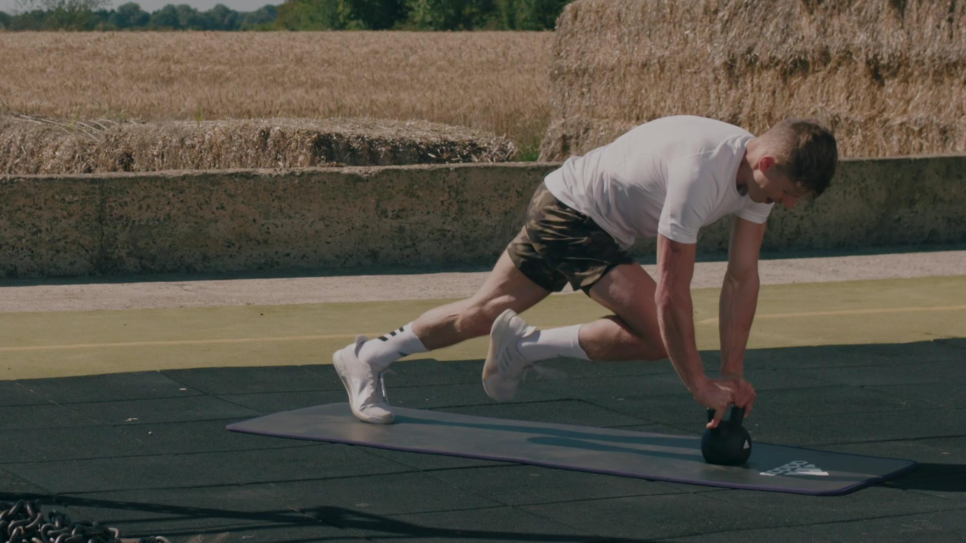 adidas kettlebell emom workout