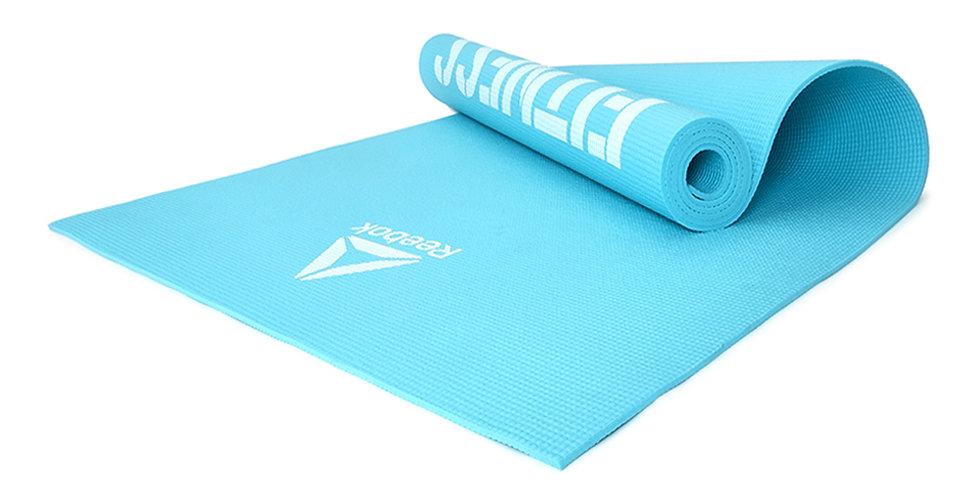 Reebok blue 'Love Fitness' training mat
