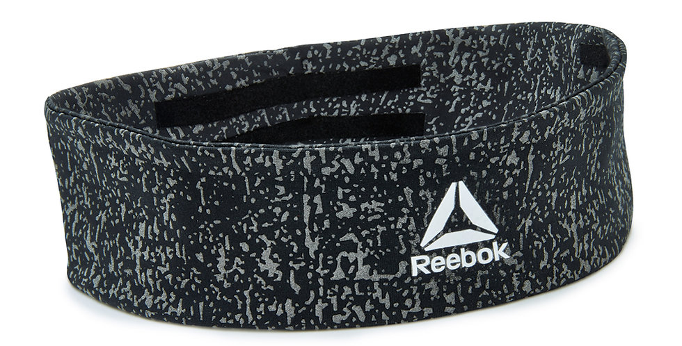 Reebok Yoga Black Speckled Headband