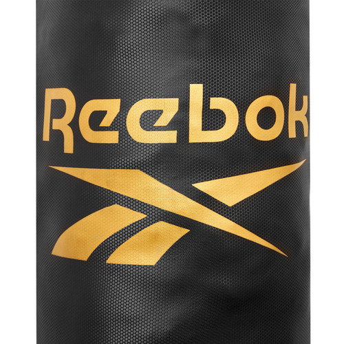 4ft PU Punchbag black gold 3.jpg