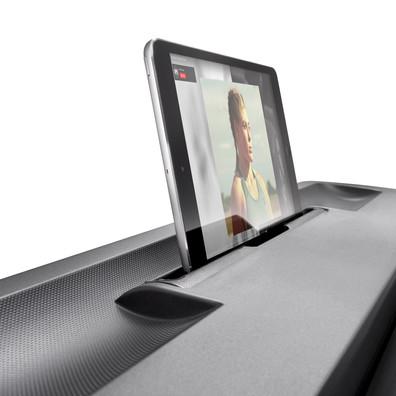Reebok FR20 Floatride black treadmill