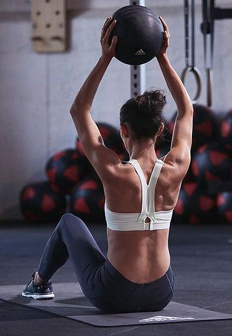 adidas training fitness mat
