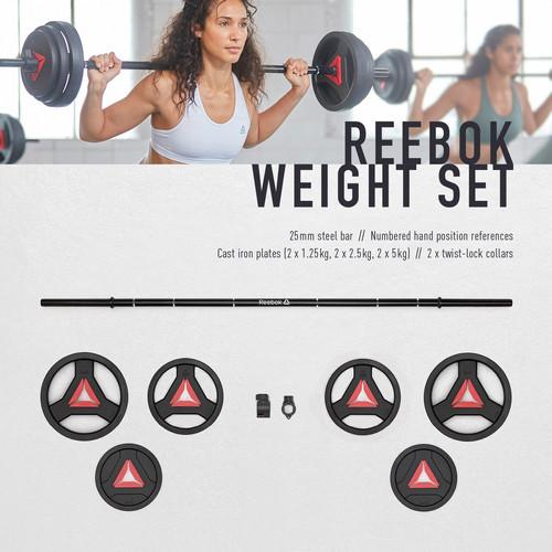 Reebok Weight Rep Set