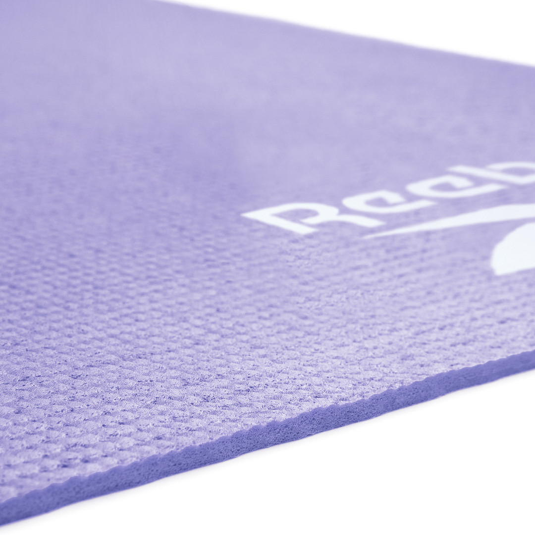 Reebok 4mm Purple Yoga Mat