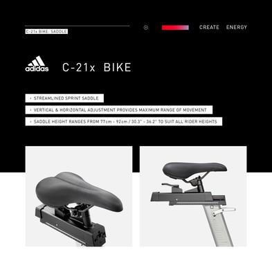 adidas C-21x Bike Saddle