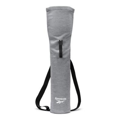 Reebok grey roll top yoga mat bag