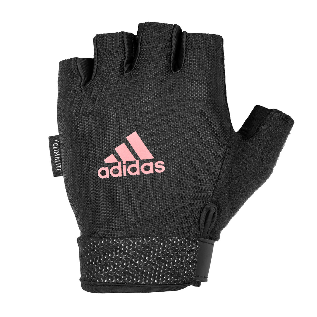 Essential Adjustable Gloves - pink