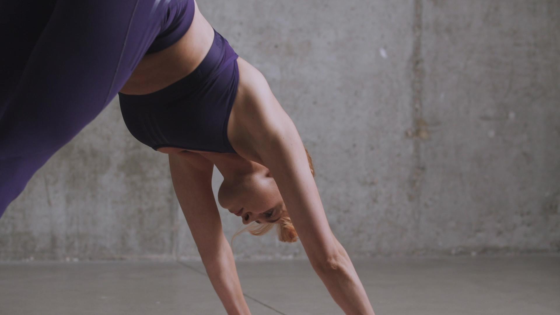 adidas Natural Rubber Travel Yoga Mat