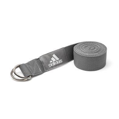 Grey Yoga Strap
