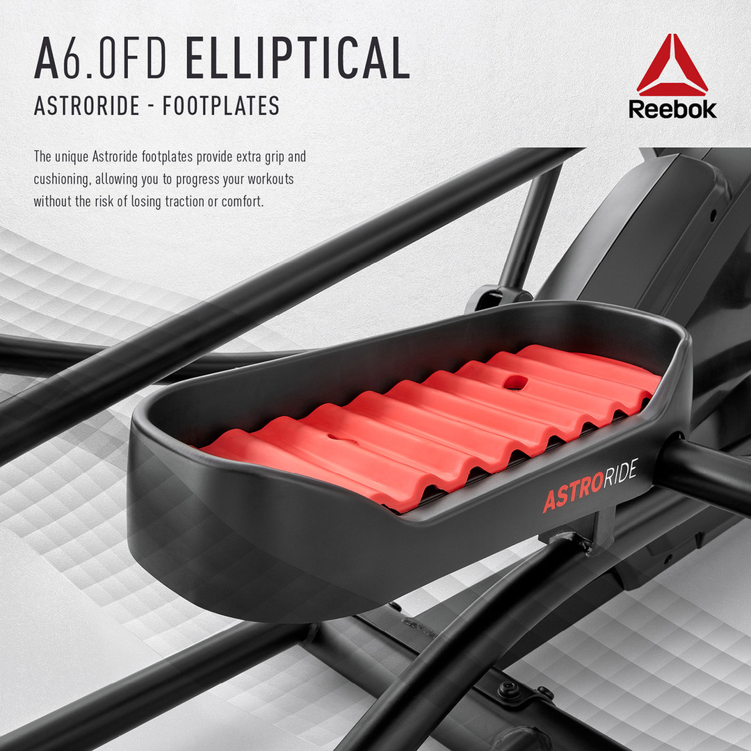 Reebok A6.0FD Cross Trainer Footplates