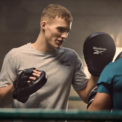 Reebok boxing hook & jab pads