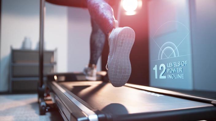 Reebok Astroride A4.0 Treadmill