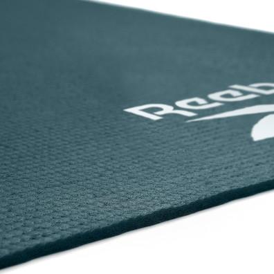 Reebok 4mm Dark Green Yoga Mat