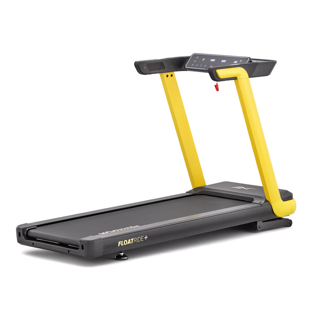 Reebok yellow FR30 Floatride treadmill