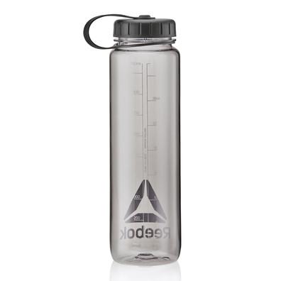 Reebok clear black 1000 ml water bottle