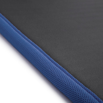 adidas black and blue training mat