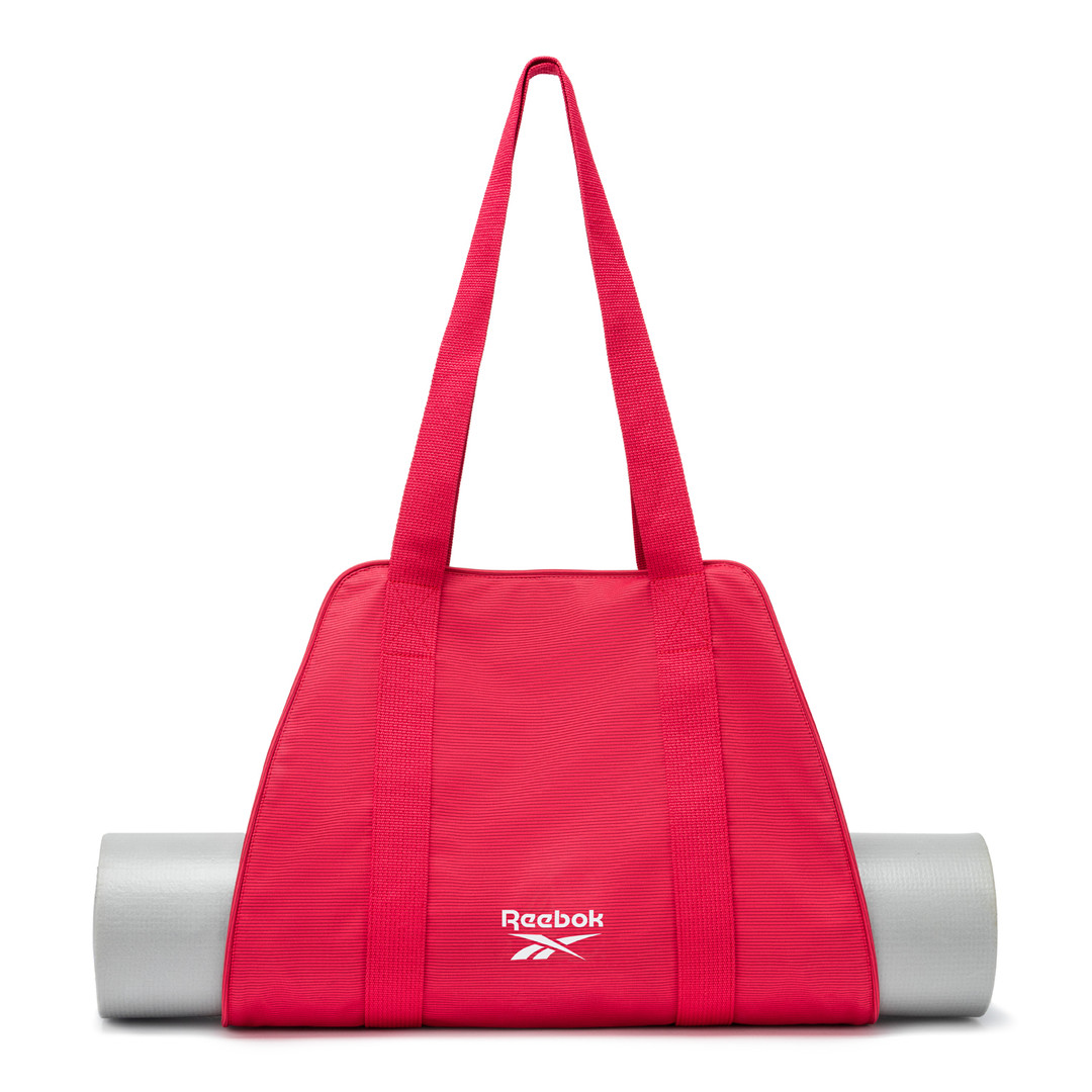 Reebok pink yoga mat carry sling