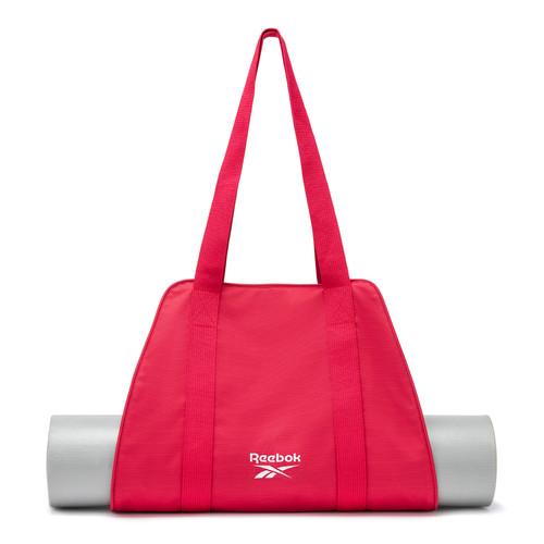 Reebok pink yoga mat carry sling