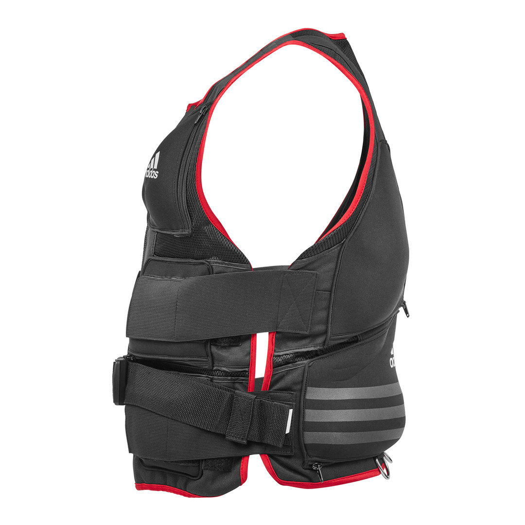 Full body weighted vest