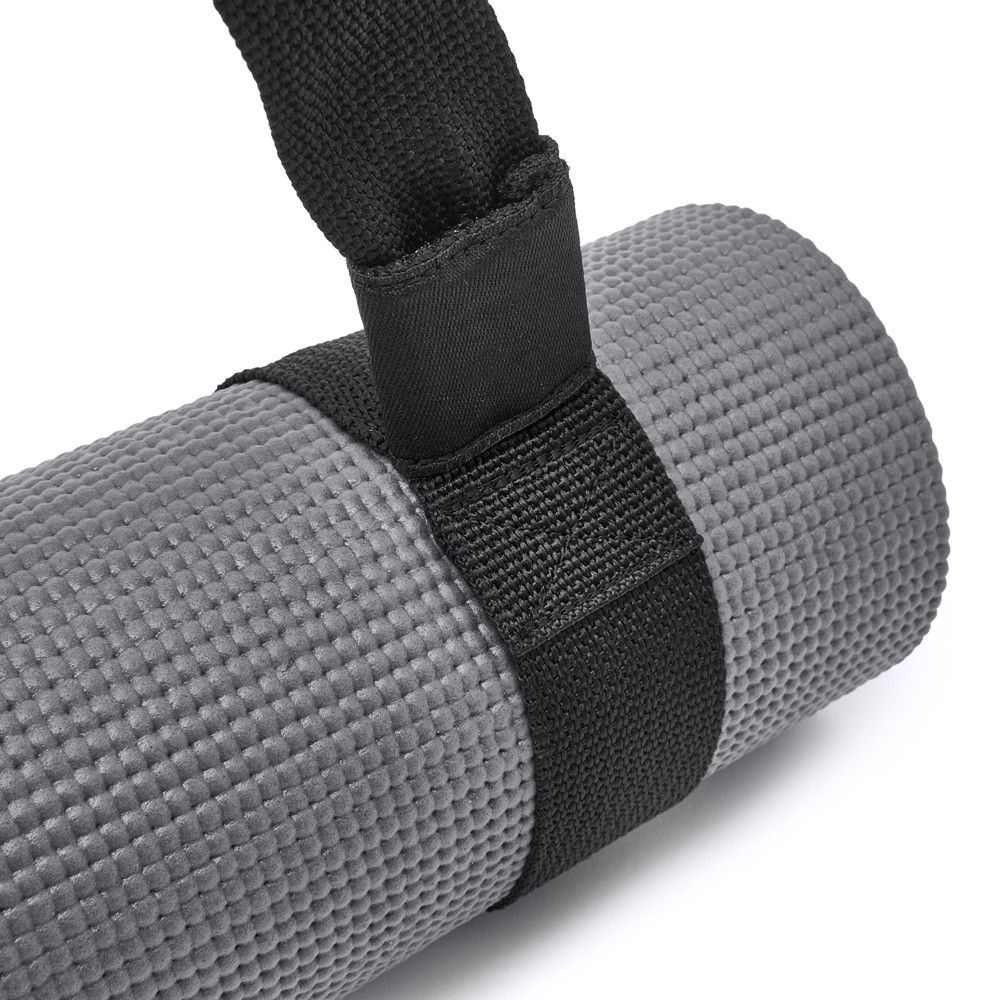 black adidas yoga mat carry strap