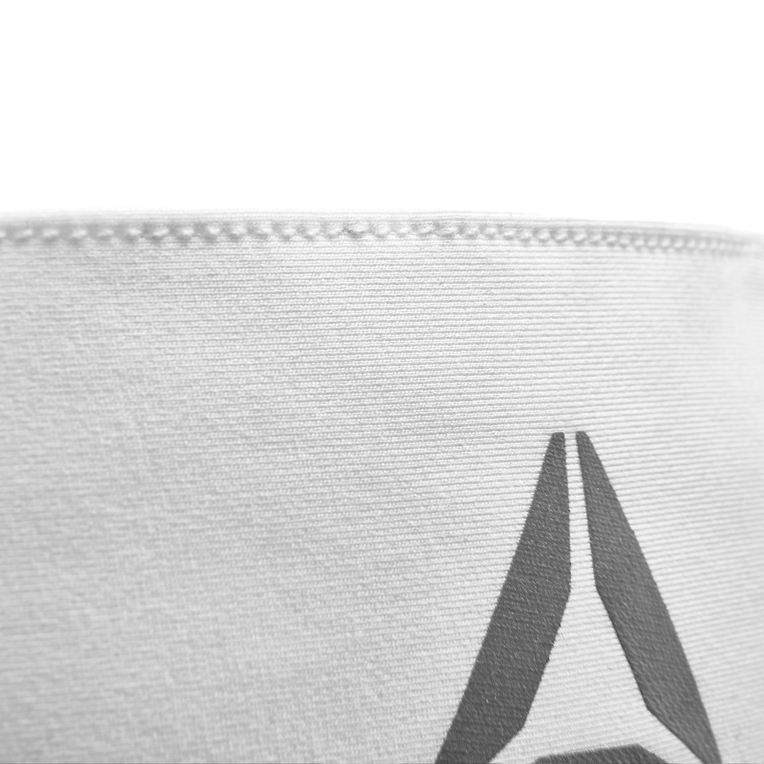 Reebok White Tie Headband