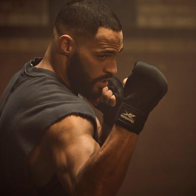 Reebok Boxing Pro Quick Wraps