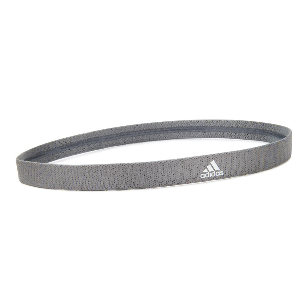 Grey Yoga Hairband