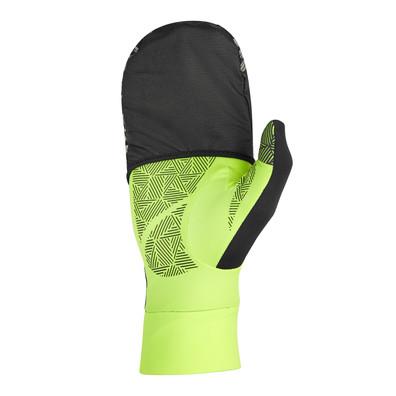 Reebok running gloves with finger hood