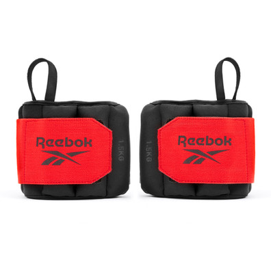 Reebok Flexlock Wrist Weights