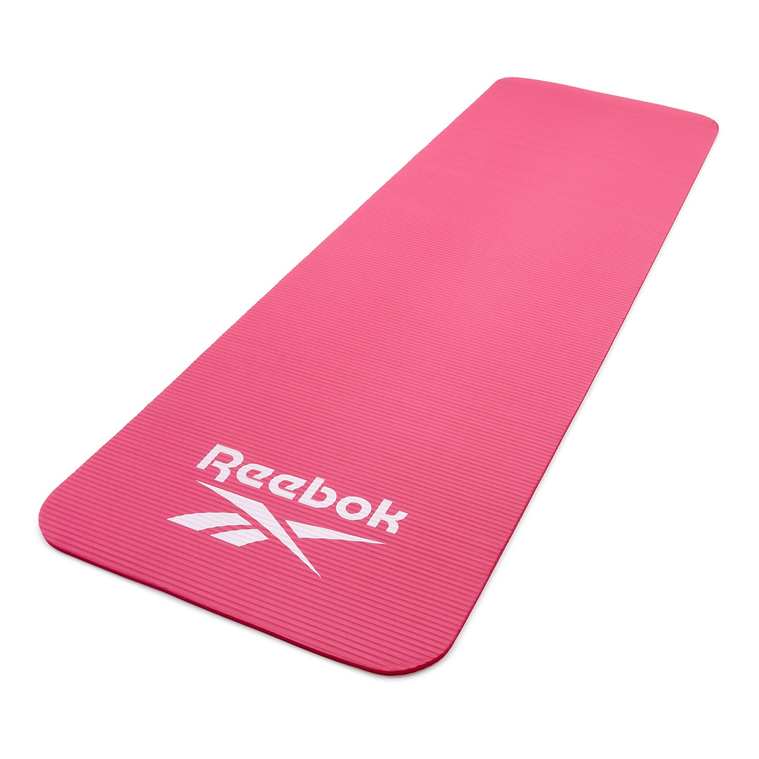 Reebok pink training mat