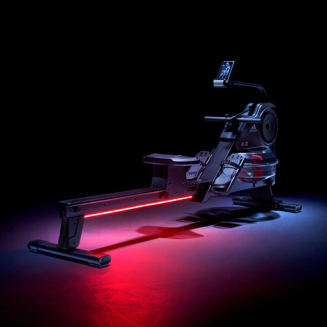 adidas R-21 Water Rowing Machine