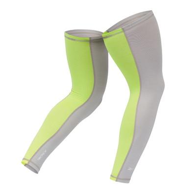 Reebok ACTIVCHILL grey and green leg sleeves