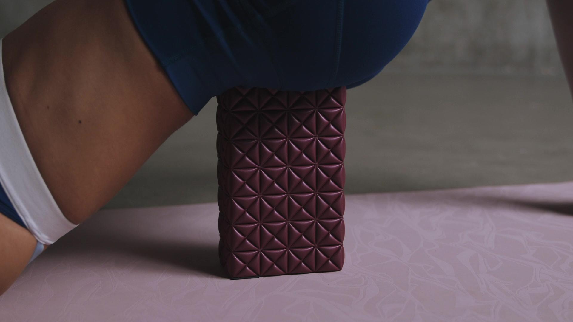 adidas eco friendly yoga block