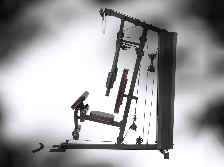 Adidas training equipment home gym