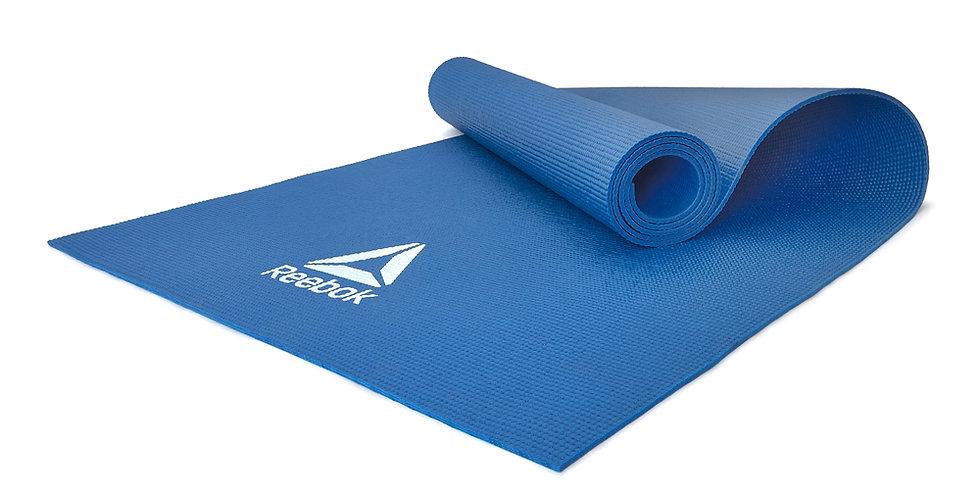 Reebok Blue 4mm Yoga Mat