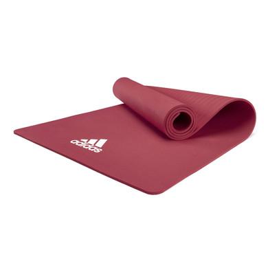 adidas 8mm ruby yoga mat