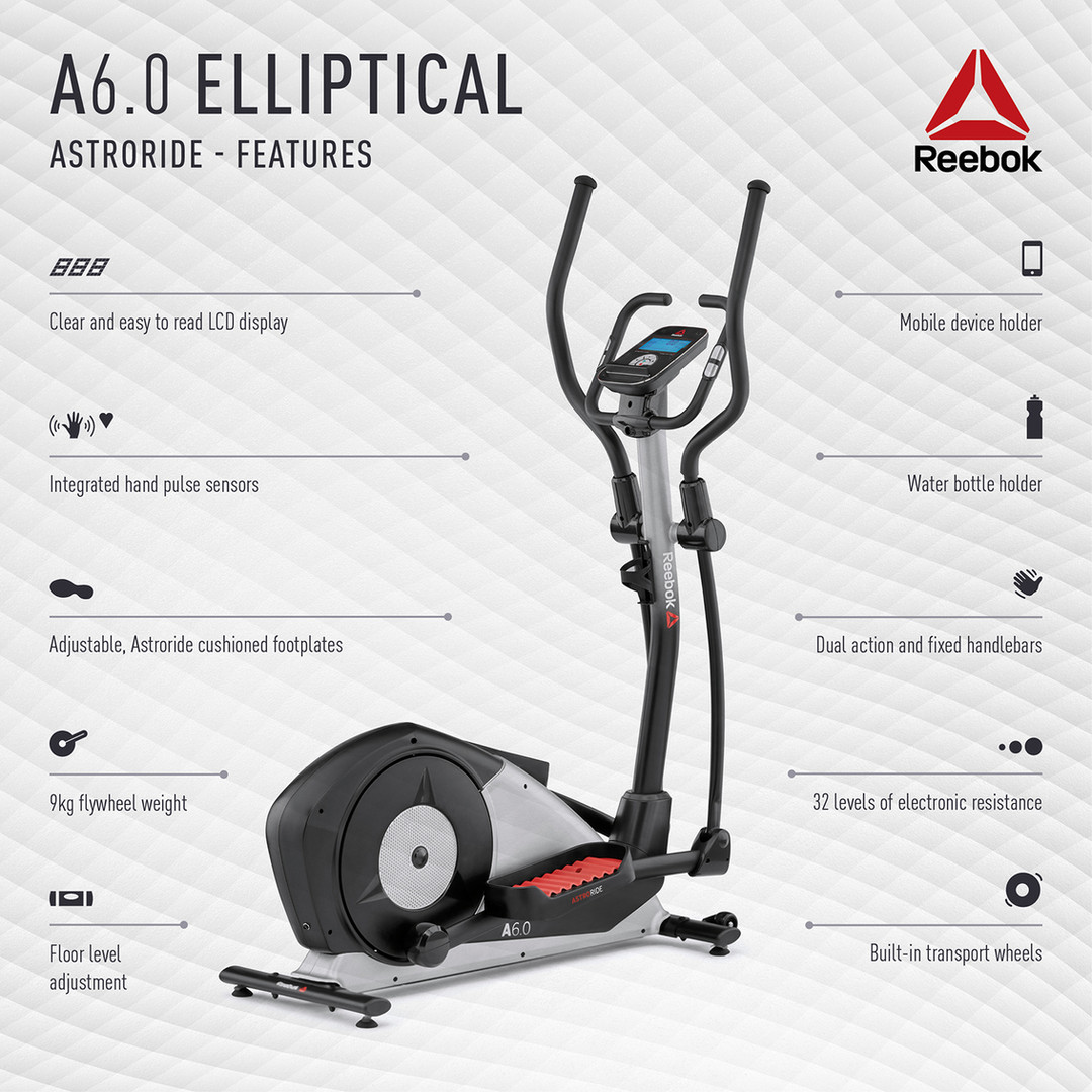 Reebok A6.0 Cross Trainer Features