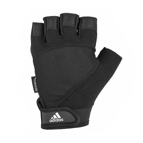 adidas black performance gloves