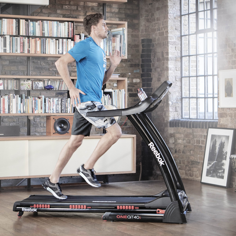 Reebok ONE Series GT40s Treadmill