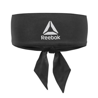 Reebok Black Tie Headband