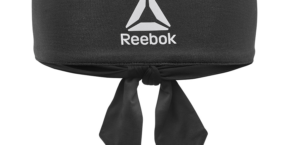 Reebok Strength Training Tie-up Headband