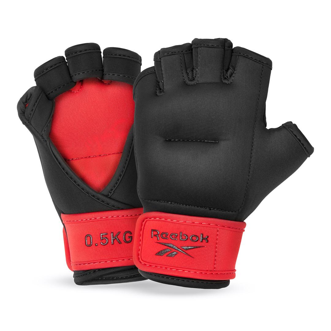 Reebok 0.5kg Weighted Training Gloves