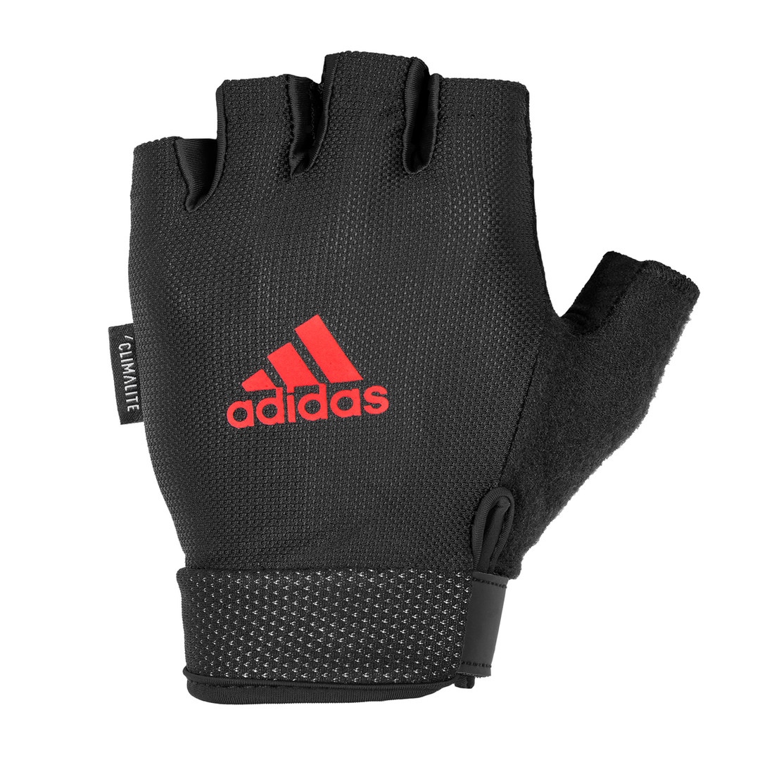 Essential Adjustable Gloves - red