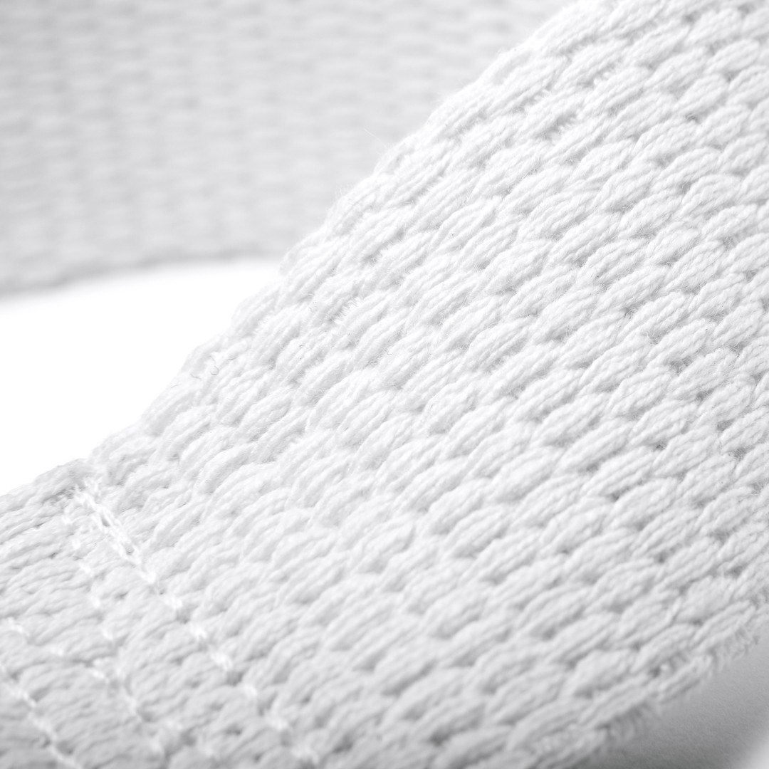 Reebok Training White Lifting Straps