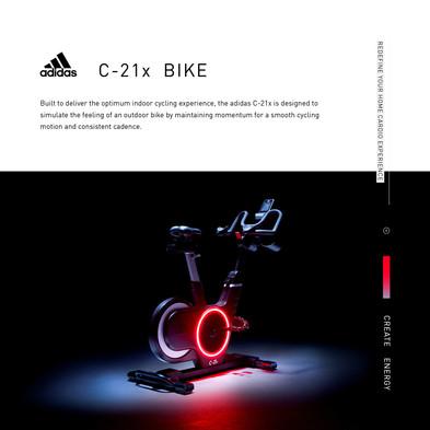 adidas C-21x Bike Intro