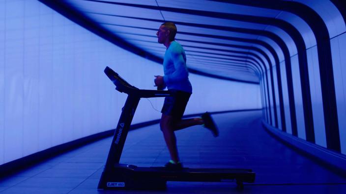 Reebok ZJET 460 Treadmill Video