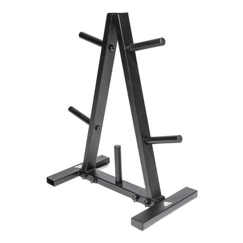 adidas strength weight plate rack