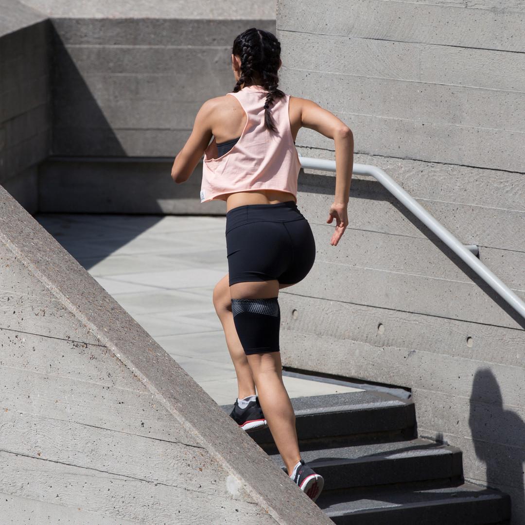 Reebok Running Compression Thigh Sleeves